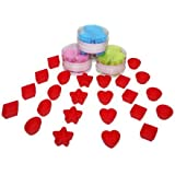Silicon Chocolate Moulds 24/Pack
