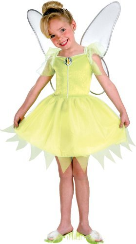 Child Tinker Bell Prestige Costume