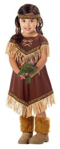 Lil Indian Princess Toddler Halloween Costume
