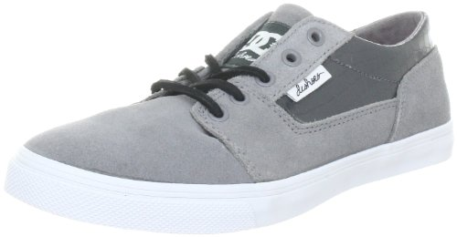 DC Shoes DC Shoes - Schuhe - BRISTOL LE WOMENS BRISTOL LE - D0303214-BB2D - black Trainers Women grey Grau (WILD DOVE WIDD) Size: 7 (41 EU)