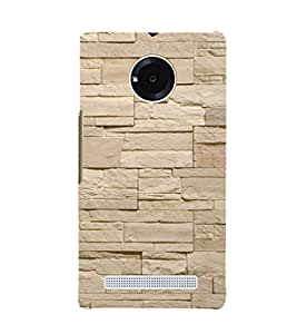 EPICCASE Neat wall Mobile Back Case Cover For YU YUNIQUE (Designer Case)