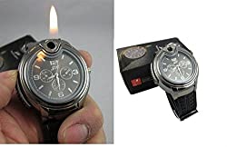 AFS India Wrist Watch Cigarette Lighter