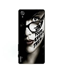 Premium Quality Mousetrap Printed Designer Full Protection Back Cover for Sony Xperia XA