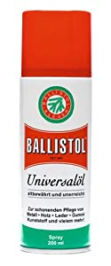 Ballistol 29765 Spray 200 ml