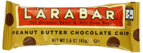 LARABAR Fruit & Nut Food Bar, Peanut Butter Chocolate