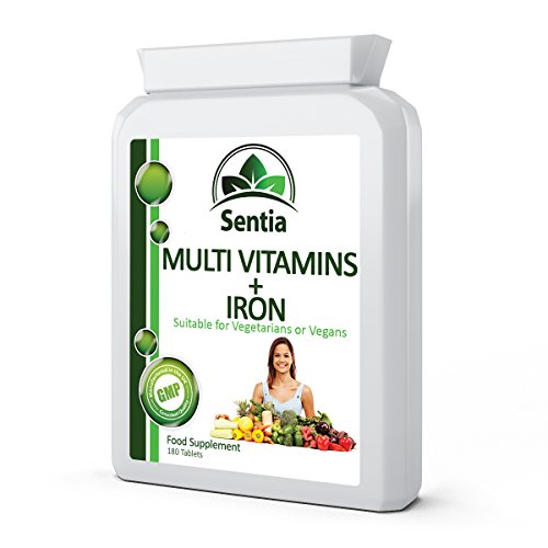 premium-quality-multi-vitamins-with-iron-high-strength-x-180-vegan-tablets-100-rda-supports-healthy-