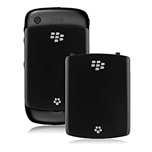 BlackBerry OEM CURVE 8520 BLACK BATTERY DOOR 8530