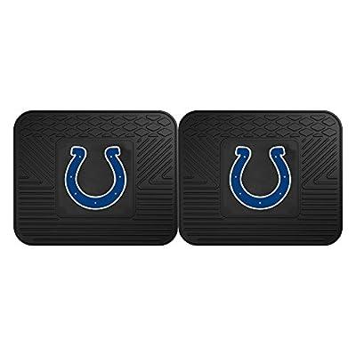 FANMATS 12313 NFL - Indianapolis Colts Utility Mat - 2 Piece