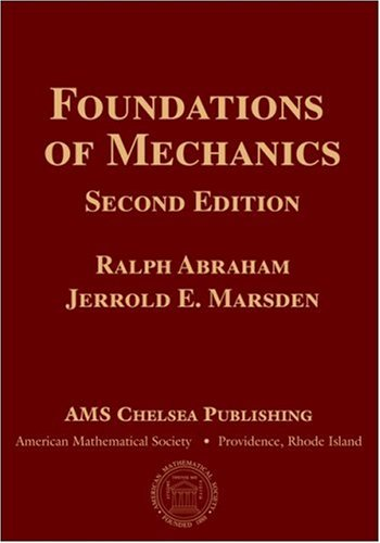 Foundations of Mechanics, Second Edition