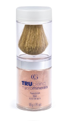 CoverGirl TruBlend Micro Minerals Foundation, Natural Beige 440, 0.35-Ounce Package