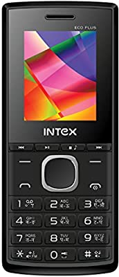 Intex Eco Plus (Black-Grey)