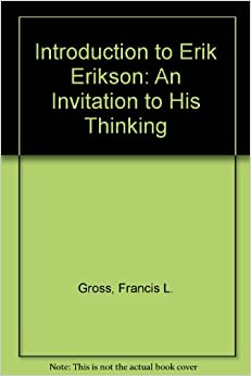 erik erikson essay introduction Below is a proofread essay example on the topic of theory of psycho social development created by erik erikson be sure to read it to your advantage.