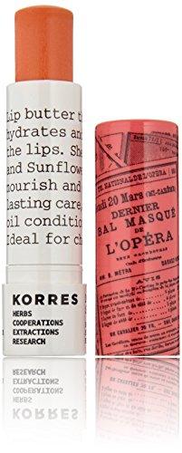 korres-mandarinlip-butter-stick-spf15-peach-5ml