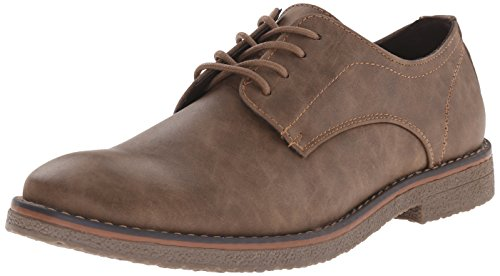 Kenneth Cole Unlisted Men's Re-Bate Oxford, Taupe, 8 M US