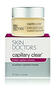 buy Skin Doctors Capillary Clear, Broken Capillary Formula, 1.7 Fl Oz (50 Ml)