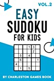 250+ Easy Sudoku For Kids: Make Math Fun with Number Puzzles (sudoku books for kids) (Volume 2)
