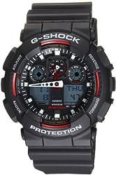 "Casio Men's GA100-1A4 ""G-Shock"" Sport Watch"