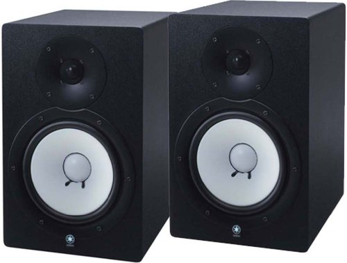 Yamaha HS80M (active) Pair 2-Way Active Monitors,