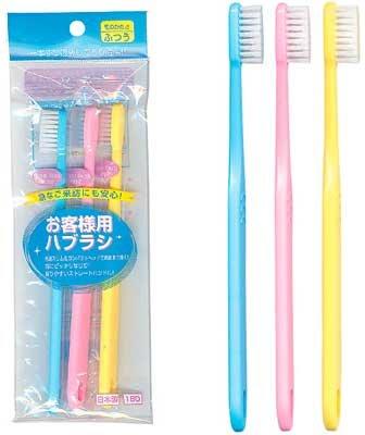 セイワプロ お客様用歯ブラシ 3P