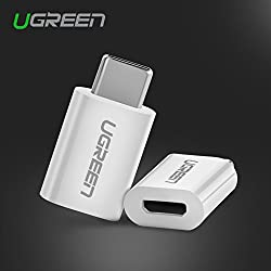 UGREEN Brand New USB 3.1 Type-C adapter Connect to Micro USB Cable