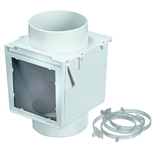 Deflecto Dryer Heat Saver, 4