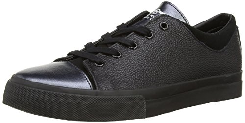 Creative Recreation - Forlano, sneakers da uomo, Nero(Noir (Black)), 43
