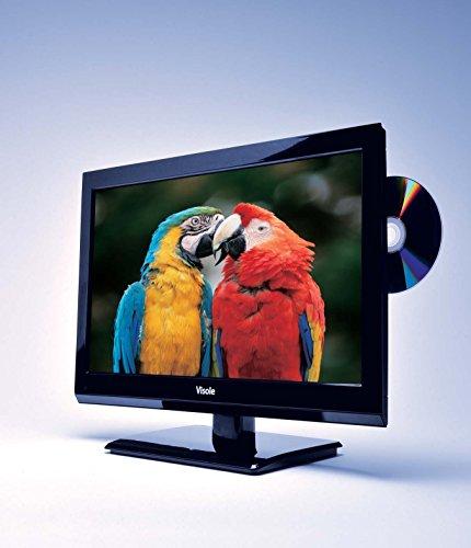 Unitech DVDプレイヤー内蔵型 地上デジタルハイビジョン LED液晶テレビ 19型 LCU1901X