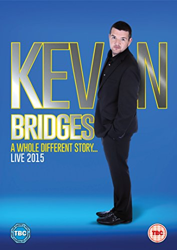 Kevin Bridges Live: A Whole Different Story (Limited Edition Amazon Pre-Order Signed Sleeve) [DVD] [2015]
