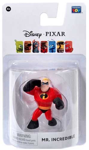 Disney / Pixar The Incredibles 2 Inch Mini Figure Mr. Incredible