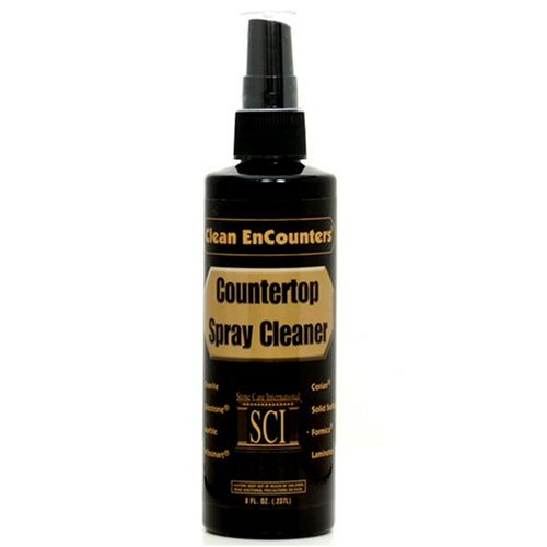 Marble Countertop Care: CLEAN ENCOUNTERS COUNTERTOP SPRAY CLEANER : CLEAN