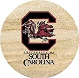 Thirstystone University of South Carolina Gamecocks Coasters Set Of 4 at Amazon.com