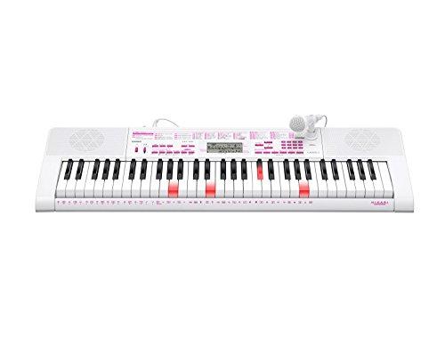 カシオ 電子キーボード 61標準鍵 光ナビゲーションキーボード LK-121