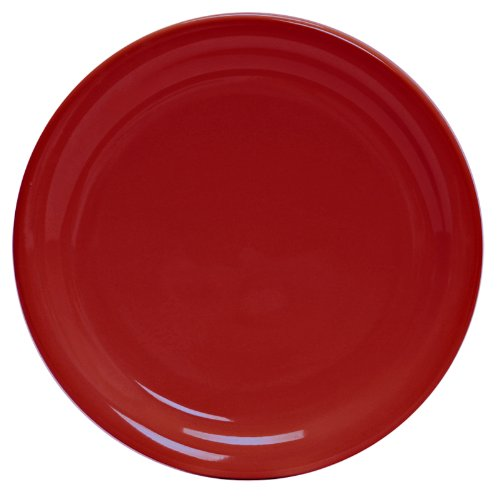 Color Code Rhubarb Dinner Plate