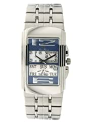 """Lucien Piccard Men's 2A-229 Oversized """"Activator"""" Watch"""