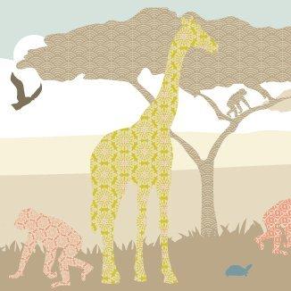 anna-wand-design-frise-murale-auto-adhesive-450-x-115-cm-motif-africain-avec-les-animaux-sauvages-he