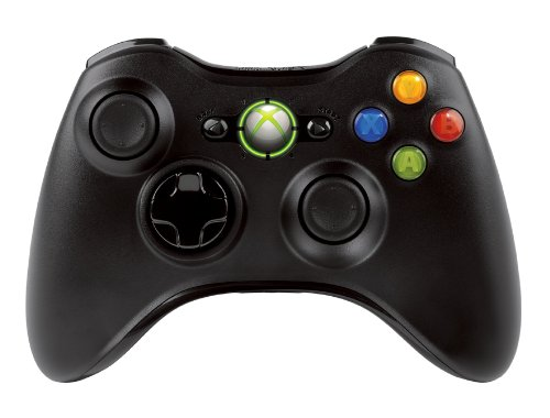 Xbox 360 Wireless Controller - Glossy Black Picture
