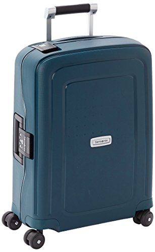 Samsonite Bagaglio a mano S'cure Dlx Spinner 55/20 34 liters Verde (Metallic Green) 50919-1542