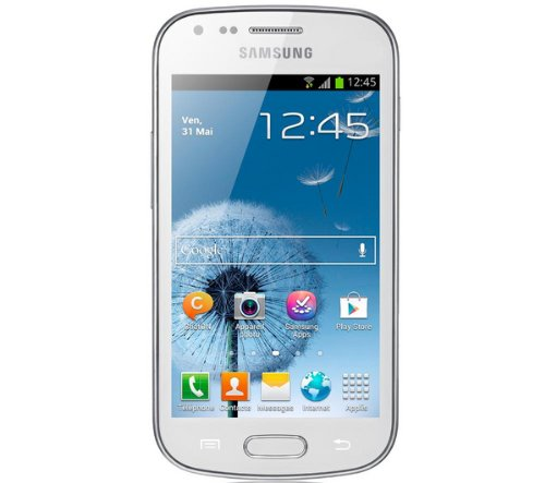 SAMSUNG Galaxy Trend S7560 - weiß - Smartphone + 2 JAHRE GARANTIE