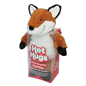 Aroma Home Microwaveable Fox Hot Hug