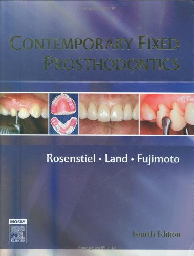 Contemporary Fixed Prosthodontics, 4e
