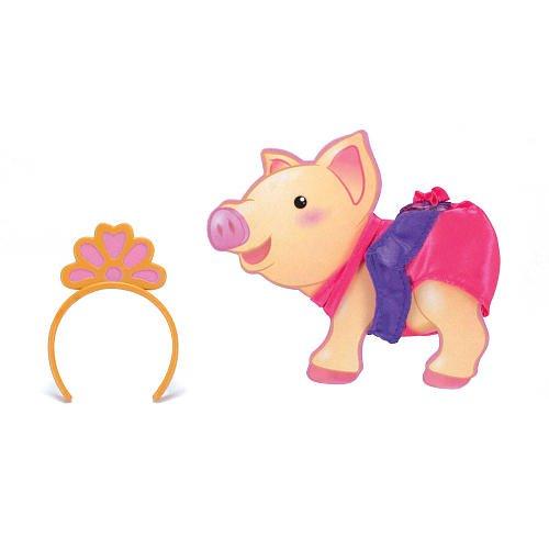 Teacup Piggies Fashion Set Princess Tiara & Swimsuit - 1