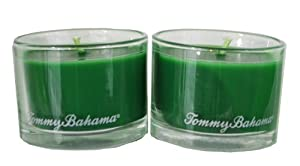 Tommy Bahama Candle - Wintry Pine Duo - 2 - 2.5 oz.