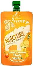 Nutrir con sabor a fruta Agua + naranja y piña 200ml de 1 año