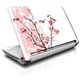 Pink Tranquility Design Skin Decal Sticker for Acer (Aspire ONE) 8.9-inch Netbook Laptop ~ MyGift