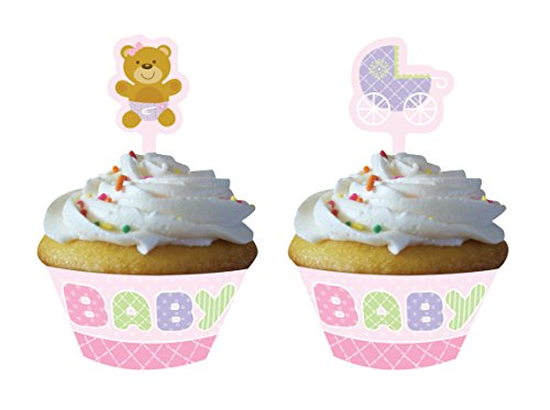 Baby Shower Cupcakes For Boys front-7277