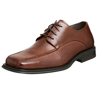Kenneth Cole Shoes Men Cognac White Soles