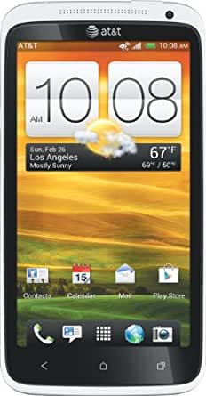 HTC One X, White 16GB (AT&T)
