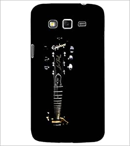 Printdhaba Fret Board D-2022 Back Case Cover For Samsung Galaxy Grand 2