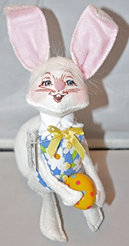 "Annalee 6"" Easter Boy Bunny"