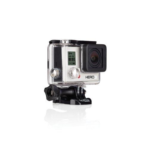 【国内正規品】 GoPro ウェアラブルカメラ HERO3 ホワイトエディション(40m防水ハウジンク゛Ver.) CHDHE-301-JP2